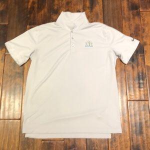 Nike Shirts - NFL Super Bowl LII Nike Dri-Fit Shirt Size Large